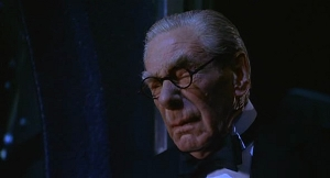 Michael Gough feels our pain.