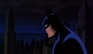 He's a saa-aad Batman.