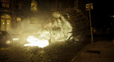 Cloverfield 2008 And You Thought It Was Safe