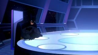 He's a saa-aad Batman...