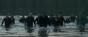 "The Walking Dead's fanbase declared war on the Polar Bear Club today..."""