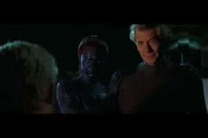 """You see, Senator, some of us prefer the Blue Woman Group."""