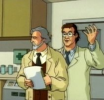 """But that makes no sense! Damnit, man, you call yourself a SCIENTIST?"""