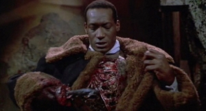 To paraphrase Peter Vinkman, you don't want Candyman exposing himself.