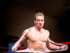 """""""Jean-Claude Van Damme, Terrorize!"""""""