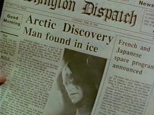 The Ice Man Cometh!
