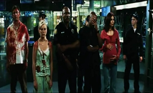 Captain Bland, Nurse Ratchet, Ving Rhames, Future, His Wife, Cannon Fodder