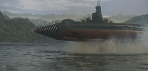 Sometimes a cigar is just a cigar. And sometimes its a flying submarine.