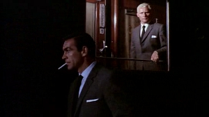 The Parents Television Council began stalking Bond early on, fearing he might encourage children to become globe-trotting secret agents. Who SMOKE!