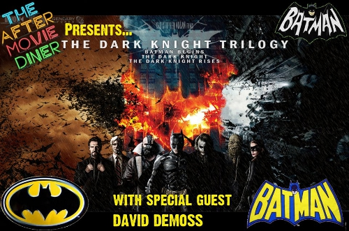 The After Movie Diner Presents The Dark Knight Trilogy