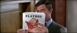 It's never too late for a Playboy break.