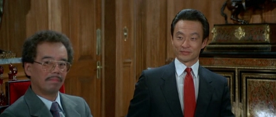 Also, Shang Tsung's in this movie. Obviously, your soul is his.