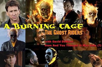 Burning Cage