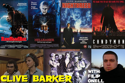The After Movie Diner Podcast vs. Clive Barker